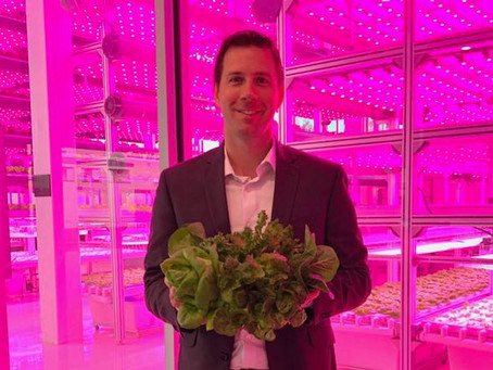 Newly Built Orlando Vertical Farm Will Have the Highest Production Volume in the Southeast