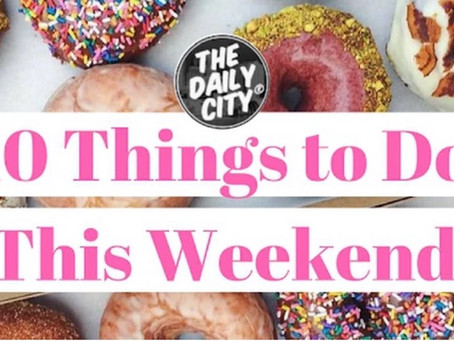 10 Things to Do This Weekend Nov 23 + 24