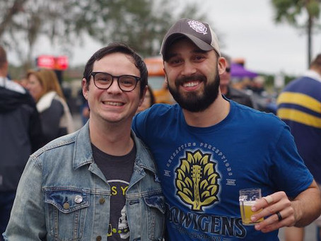 Central Florida Brewers Guild Festival Coming to Downtown Orlando