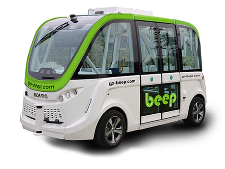 Lake Nona Self Driving Shuttles to Get Boost Thanks to New Verizon Agreement
