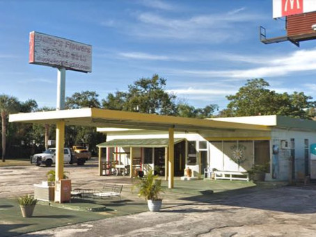 Former College Park Gas Station Under Contract