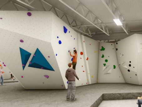 Swan City Boulders to Open 15,000 SF Bouldering Gym Downtown
