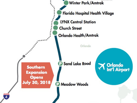 17 Miles and 4 New Stations Part of New Sunrail Southern Expansion