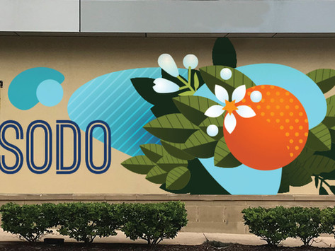 SODO District Getting New Mural