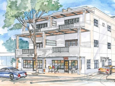 New Thornton Park Building Passes Historic Preservation Board Review