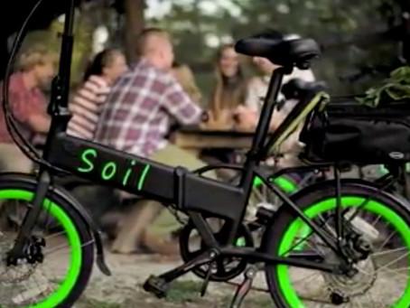 "Local Entrepreneurs Design the ""Ultimate"" E-Bike for Local Living"