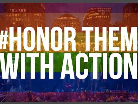 City Hall Gun Violence Rally to #HonorThemWithAction
