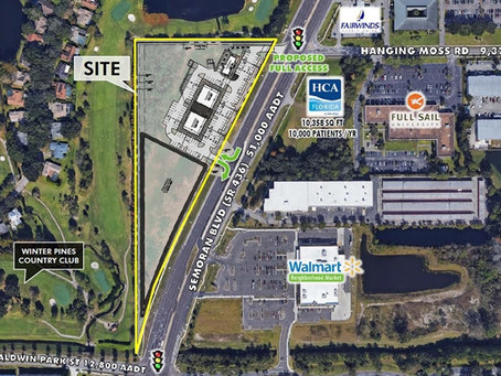 Baldwin Park Area Retail Development Currently Leasing