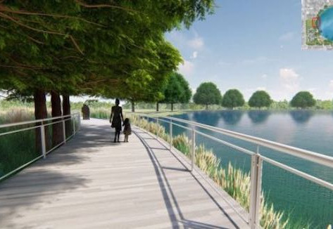 Downtown Park Renovations to Include Ecology Walk, Community Garden and More