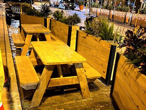 Orlando Restaurant Parklet Proliferation Aided by New Parklet Manual