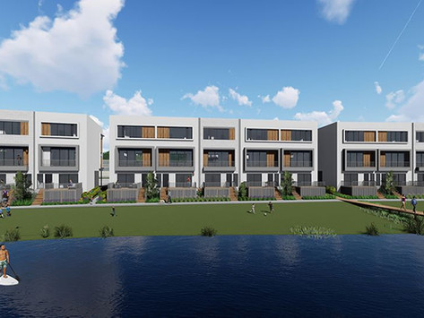 SODO House by the Lake Townhouse Development Moves Closer to Reality