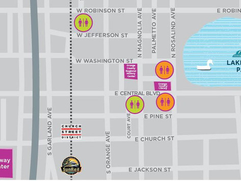 Downtown Orlando Testing Out Public Restrooms-on-Wheels