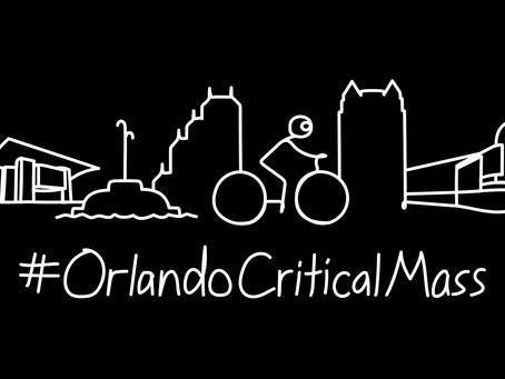 Orlando Critical Mass - February 28, 2020