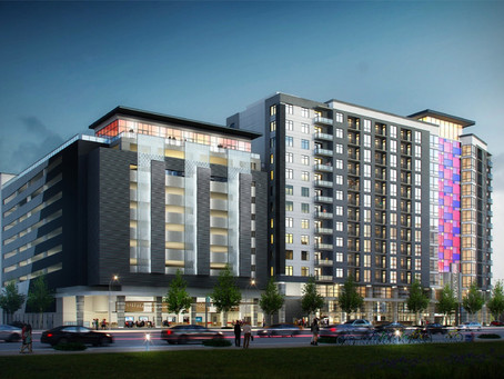 The Julian Apartments Coming to Creative Village Summer 2020