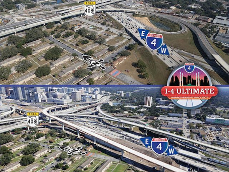 Progress Check: Here's What I-4 at 408 Looks Like Three Years After 1-4 Ultimate Construction Began