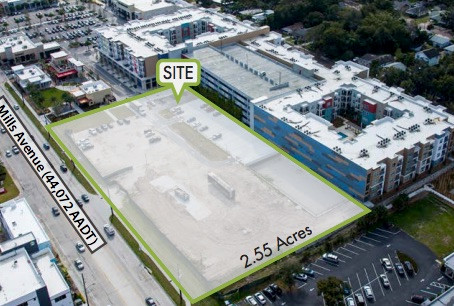 Giant Mills50 Lot for Sale - Hotel or Office Entitlement Ready to Go!