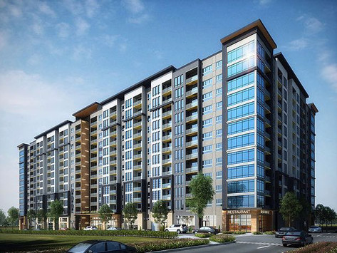Pop Up Apart-Hotel Coming to Camden Lake Eola Mixed Use Project
