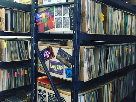 Remix Record Shop Warehouse Opens Two Doors Down From Remix Record Shop in Mills50
