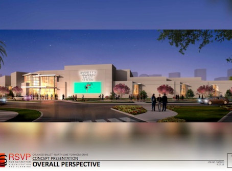 """Harriet's Orlando Ballet Center Lease Amendment: """"Time is of the Essence"""""""