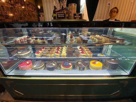 New French Bakery + Coffee Spot in Winter Park Called Financier Patisserie