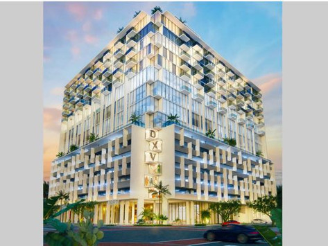 DXV Central 15 Story Mixed-Use Tower Approved for Parramore