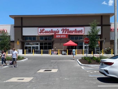 Publix Buying SODO Lucky's Market Lease - Unknown if it Will Become Greenwise or Publix