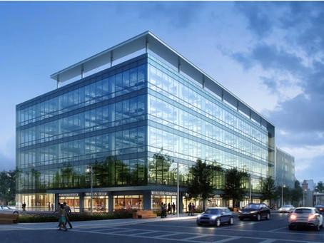 Downtown 1980s-Era AT&T Building to Get Overhaul Next Door to Firestone
