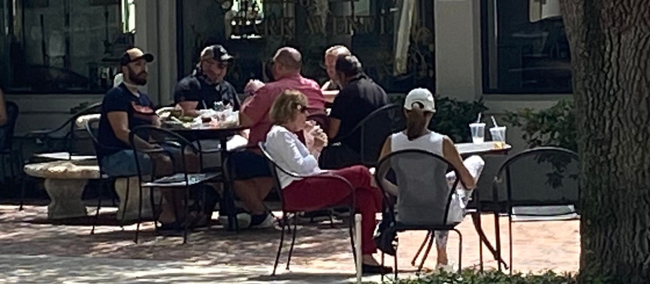 22 Winter Park Restaurants & Shops Applied for the Outdoor Weekend Permit