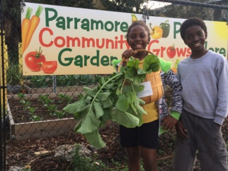 Food Insecurity Addressed in 12-Week Environmental Program for Parramore Middle Schoolers