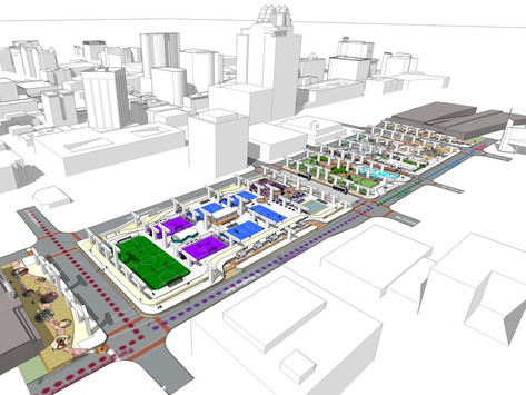 Under-I Park Coming to Downtown Orlando Beneath I-4 (VIDEO)