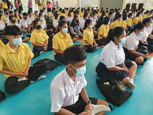 โครงการสติในสถานศึกษา
