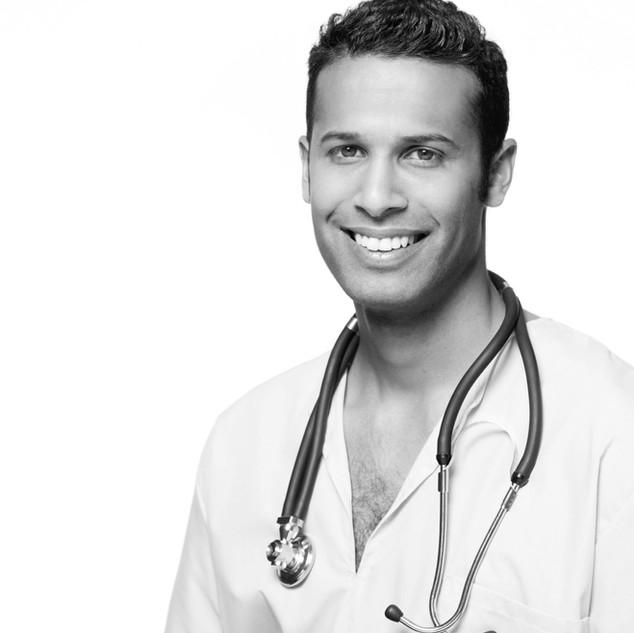 El doctor joven