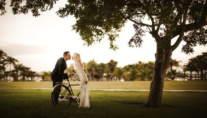 Wedding locations downtown Miami