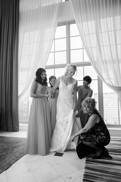 Wedding Photos at The Colonnade Hotel Coral Gables