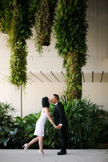Wedding at Perez Museum Miami PAMM