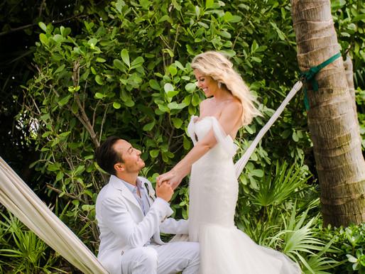 Anna & Zack wedding at The Miami Beach Edition Hotel