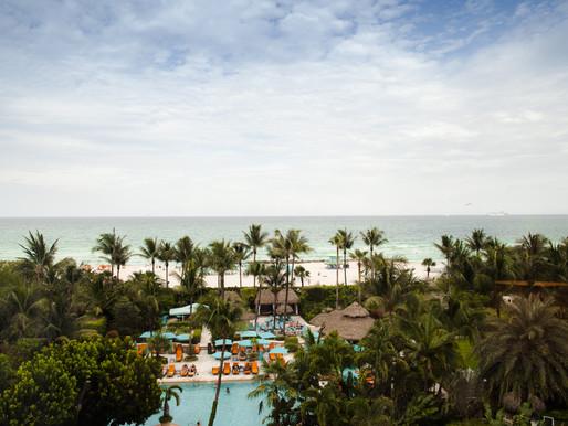 Lauren & Danish Wedding at The Palms Hotel Miami Beach