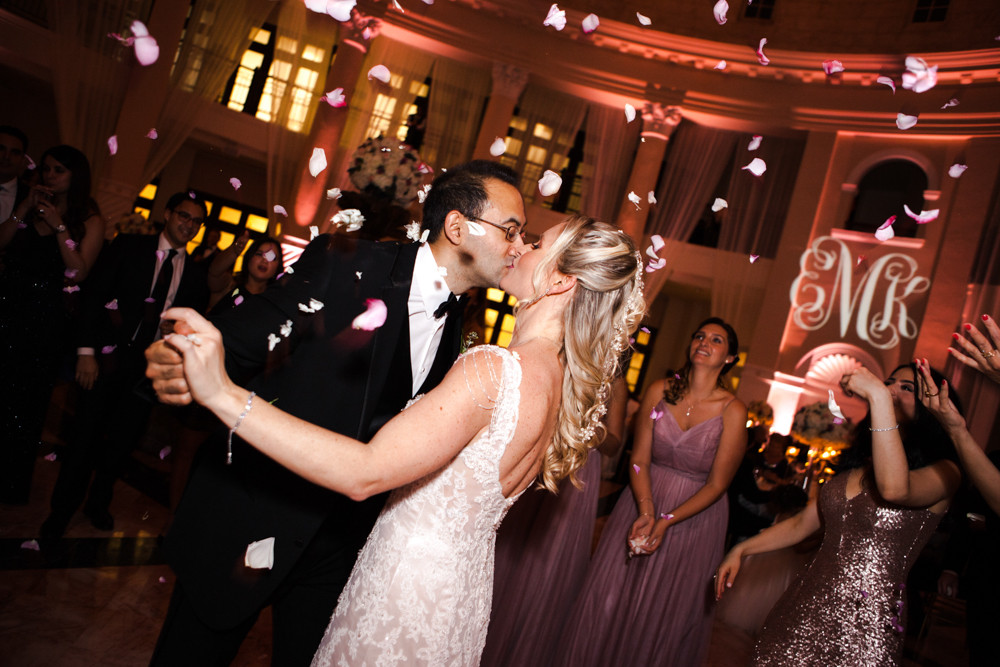 Wedding at the Colonnade Hotel Coral Gables