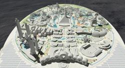 Maqueta Enerland 3D