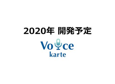 2020年開発予定