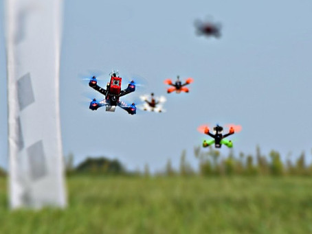 What are RTF, BNF, and ARF drone kits?