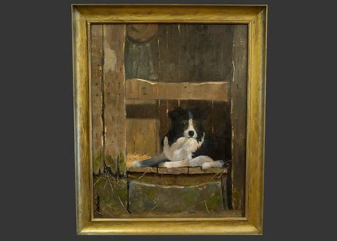 """""""Waiting"""" by Carl Von Fischer"""