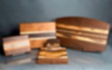 Cutting Boards & Ulu Set