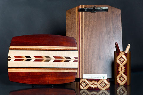 Wooden Desk Accessories