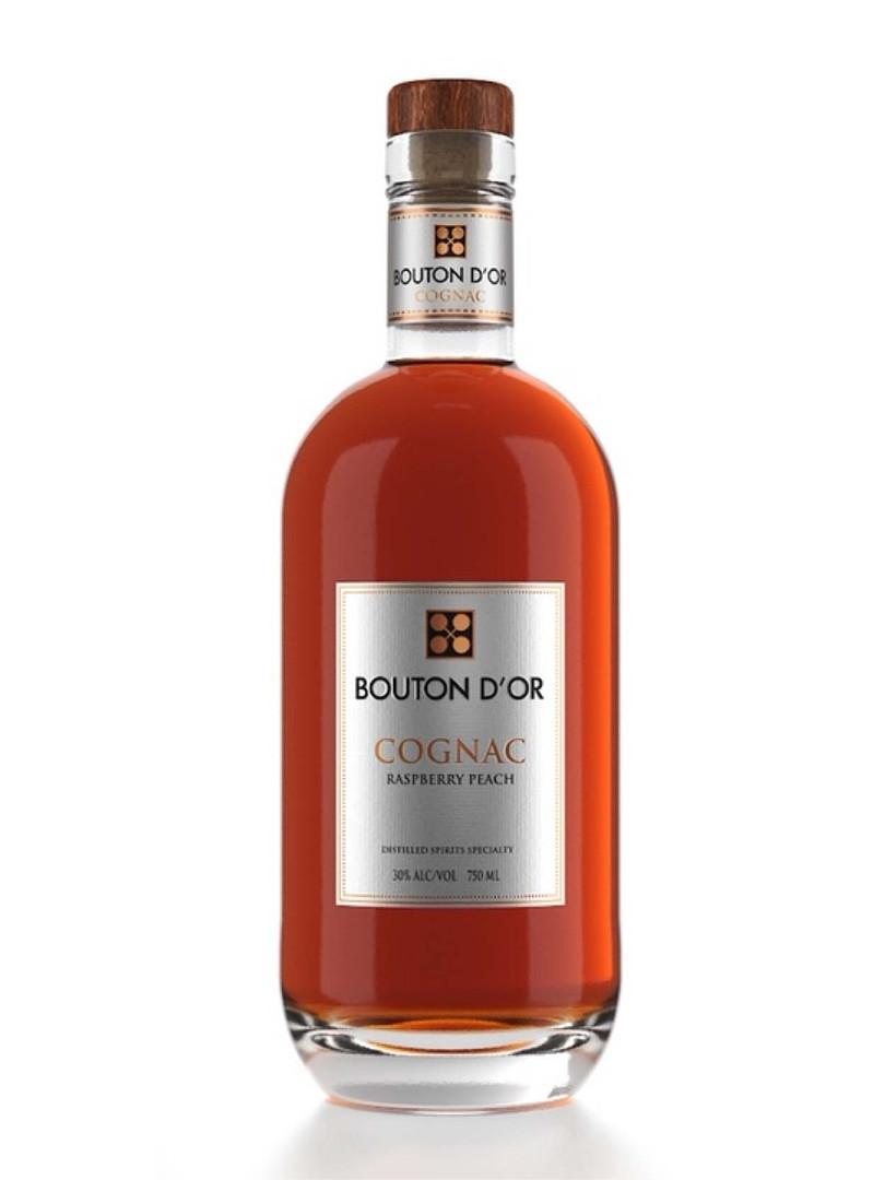 Raspberry Peach cognac