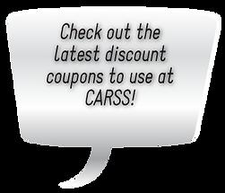 CARSS coupons