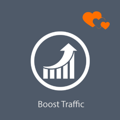 WEBSITE BOOST TRAFFIC - our lowest price for best service!