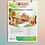 Massage service poster