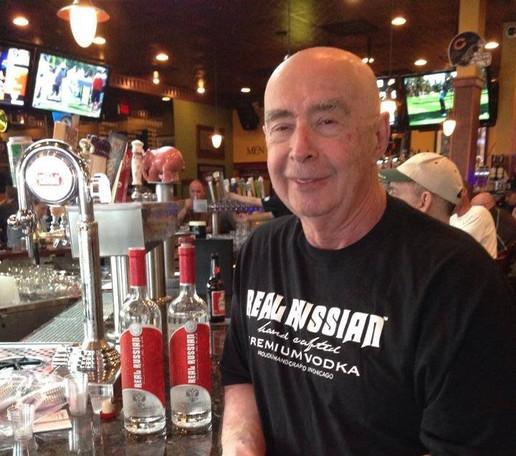 Our master distiller Gregory Feldman