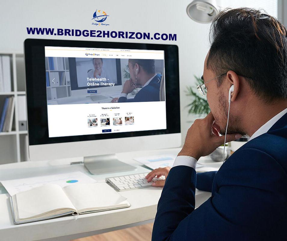 Bridge2Horizon Wellness Resource website